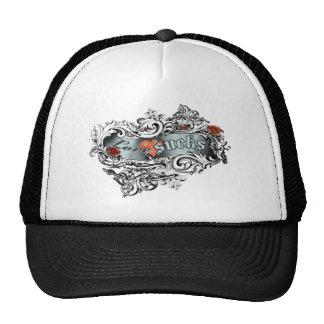 Love Sucks Ornate Trucker Hats