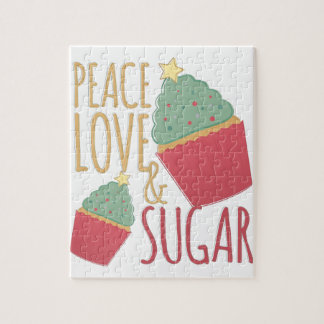 Love & Sugar Jigsaw Puzzle