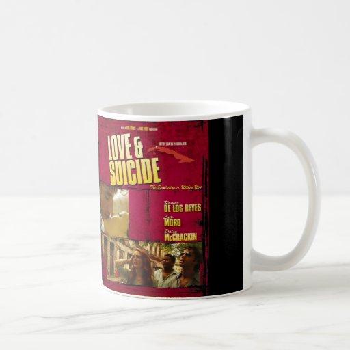Love & Suicide the movie Mugs