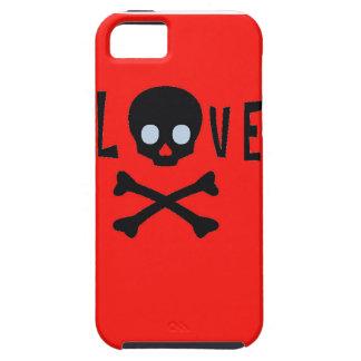Love, Sulls, and Bones iphone Case iPhone 5 Cases