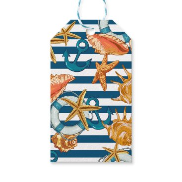 Beach Themed Love Summer Gift Tags