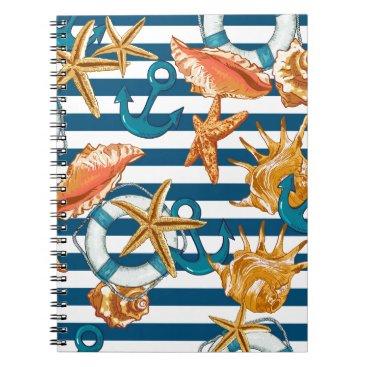Beach Themed Love Summer Notebook