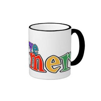 love summer ringer mug