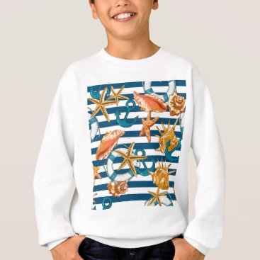 Beach Themed Love Summer Sweatshirt