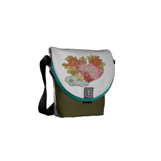 Love & Sunshine Messenger Bag