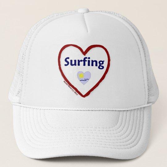 Love: Surfing - Hat