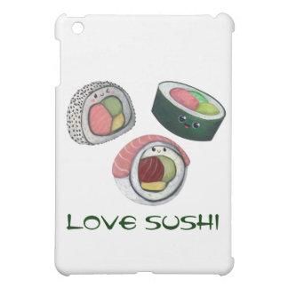 Love Sushi Cover For The iPad Mini