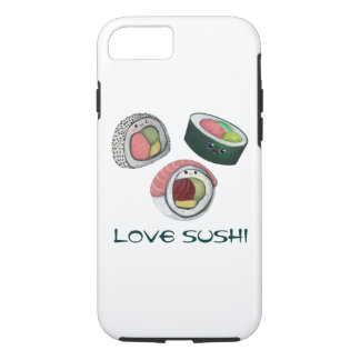 Love Sushi iPhone 8/7 Case