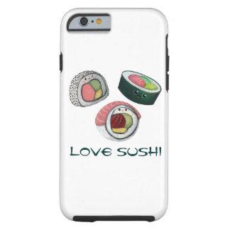 Love Sushi Tough iPhone 6 Case