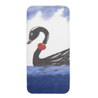 Love Swan iPhone 5/5S/5C Pouch iPhone 5 Pouch