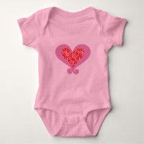 Love t baby bodysuit