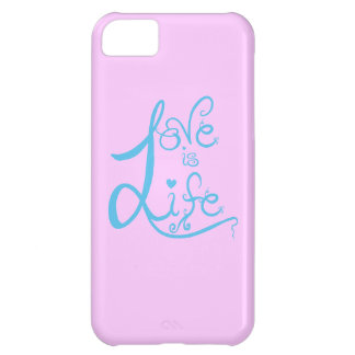 Love t iPhone 5C covers