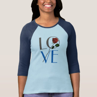 LOVE T-SHIRT design valentine's day gift-idea