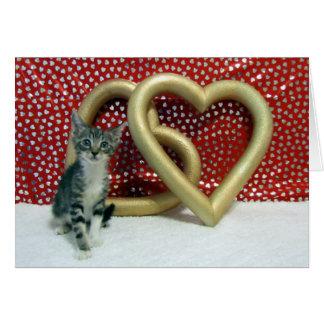Love Tabitha Valentine's Greeting Card