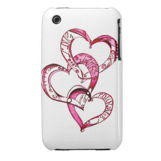 Love Takes Courage iPhone 3 Cases