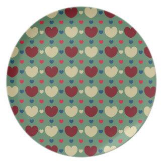 Love Tangle Dinner Plates