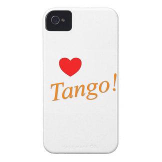 Love Tango! Case-Mate iPhone 4 Case