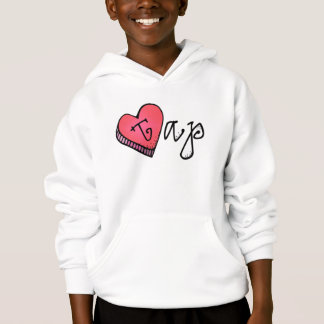 Love Tap | Candy Heart Hoodie