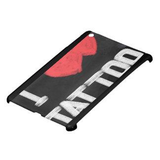 Love Tattoo iPad Mini Cases