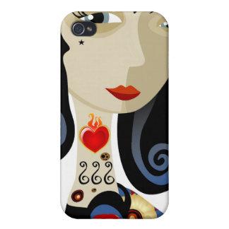 Love Tattoo iPhone 4 Cover