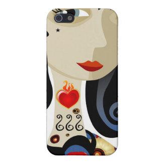 Love Tattoo iPhone 5 Cases
