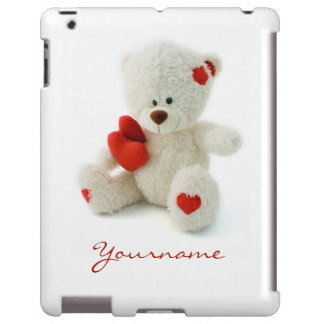 Love Teddy Valentine custom cases