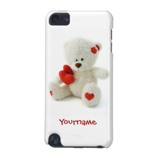 Love Teddy Valentine custom cases iPod Touch 5G Covers