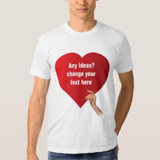 Love Template Tshirt
