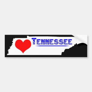 Love Tennessee Bumper Sticker