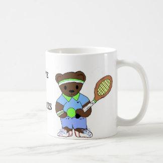 Love = Tennis Coffee Mug