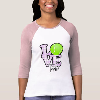 Love Tennis T-Shirt