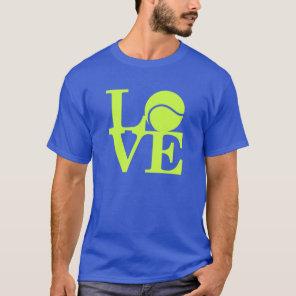 LOVE Tennis T-shirt
