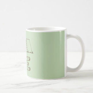 Love Tent Camping Coffee Mug