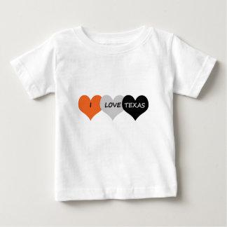 Love Texas Baby T-Shirt