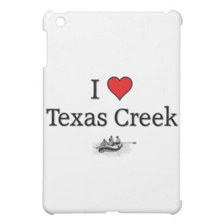 Love texas creek case for the iPad mini