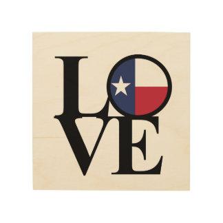 LOVE Texas Lone Star Wood Art Part 71