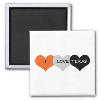 Love Texas Magnet