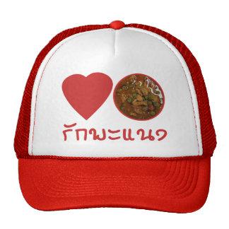 Love Thai Panang Curry ... Thai Street Food Trucker Hat