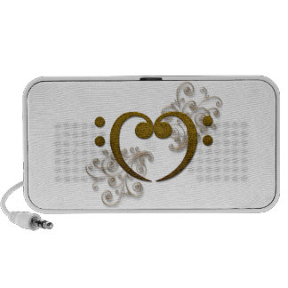 Love that Bass - its all about the Bass Notebook Speaker
