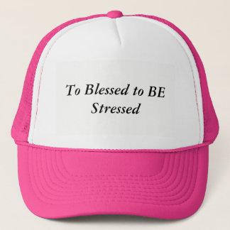 Love that it consist of faith. trucker hat
