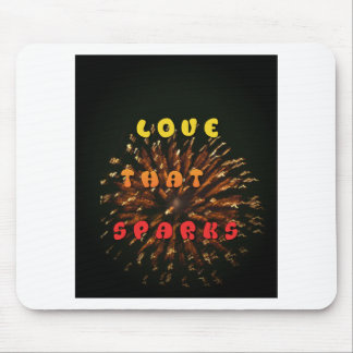 lOVE THAT SPARKS hAKUNA mATATA SPARKING.png Mouse Pad