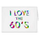 Love the 60's greeting cards