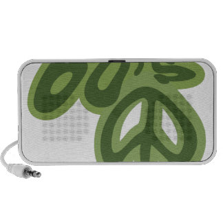 Love The 60s! iPhone Speaker