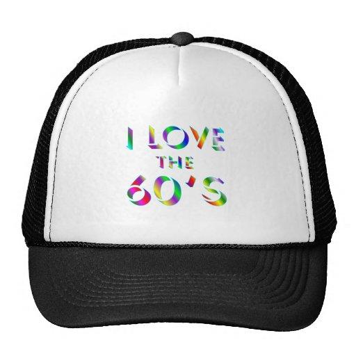 Love the 60's trucker hat