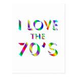 Love the 70's postcard