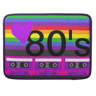 Love the 80's MacBook Pro Sleeve