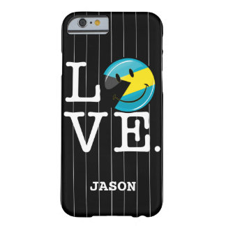 Love the Bahamas Island Pride Barely There iPhone 6 Case