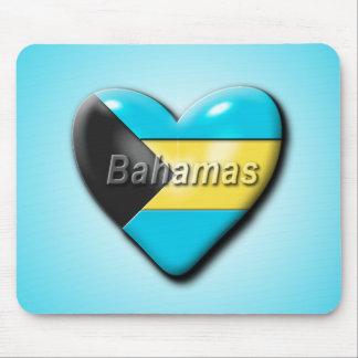 Love The Bahmas Mouse Pads