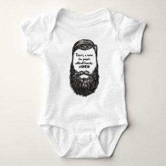 Love the Beard Baby Bodysuit
