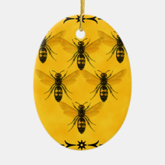 Love the Bug: Yellow Jacket Squadron Ornament